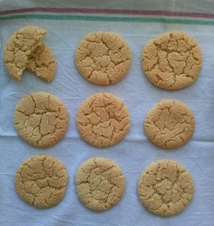 057 ciasteczka pomarańczowe z sezamem 15 kopia